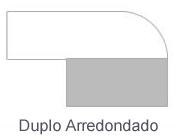 Duplo Arredondado