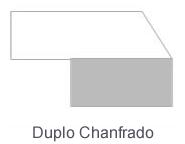 Duplo Chanfrado